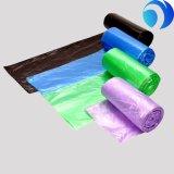 عالة ترويجيّ مستهلكة [هف-دوتي] يطبع بلاستيكيّة نفاية نفاية نفاية حقيبة على لف