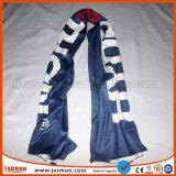 Jarmooの熱い販売の長方形によって印刷される綿のビーチタオル
