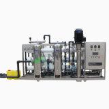 Usine personnalisée de traitement des eaux d'osmose d'inversion de dessalement d'eau de mer