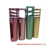 Componentes de cobre fazendo à máquina do CNC da tolerância elevada