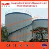 Sbs/APP bituminöse wasserdichte Membrane, die Maschinerie herstellt