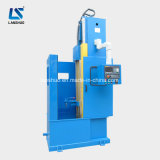 Máquina ferramenta do endurecimento de indução do CNC para o rolo da engrenagem eixo
