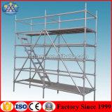 Échafaudages utilisés de couche de Ringlock d'échafaudages de construction de bâtiments
