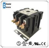 Zweck Wechselstrom-Kontaktgeber der UL-Bescheinigungs-Qualitäts-Klimaanlagen-120V 60A 3 Polen definitiver