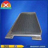 Dissipatore di calore di alluminio di raffreddamento ad aria per l'apparecchio di Intrdustrial