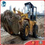 Bon chargeur utilisé Zl50 de roue de Condtion Chine Liugong