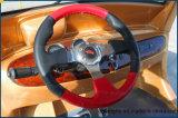 Автомобиль венчания пассажирского корабля тележки сбор винограда тележки гольфа 6 Seater электрический классицистический
