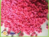 De plastic Grondstof LDPE/HDPE van Masterbatch van de Kleur Directe Fabriek Gerecycleerde