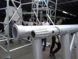 5m 6m 최신 판매 알루미늄 비계 자동차 탑