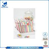 Мешок многоразового цветастого складного водоустойчивого сахара бумажный
