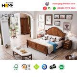 2017年のAmercian様式のカシの家具の寝室の家具(AD811)