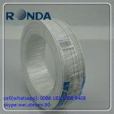 Fio elétrico resistente frio de Sqmm 300V do branco 0.75