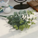 Flores artificiales de los componentes artificiales decorativos de las hojas (SW16301)