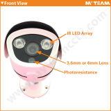 IP67 Slimme Poe Kleine IP van de Pixel van de Vezel van Rtmp Optische 200W Camera