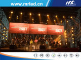 480*480mm Aluminum Sterben-Casting Rental P4mm Indoor Full Color LED Display für Advertizing