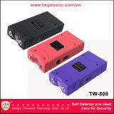 小さいほとんどの普及したLEDの懐中電燈はスタン銃(TW-800)を