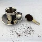 再使用可能なステンレス鋼の銅版のコーヒー測定スプーン