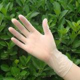 De goedkope Beschikbare Vinyl/PVC Gestippelde Handschoen van het Onderzoek