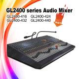 Skytone произвело смешивая смеситель аудиоего пульта Gl2400-424