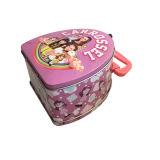 Griff-Mittagessen-Zinn-verpackenkasten-MetallnahrungPacakaging Kasten-kundenspezifischer Druck