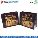 Halloweenの祝祭の方法袋のペーパーギフトはWholealseを袋に入れる