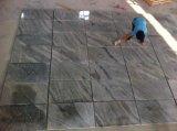 Популярная уникально китайская плитка серого цвета золы гранита