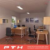 Modulares Behälter-Haus für Temprory Klassenzimmer, Schlafsaal, einzelne Abteilung, Büro