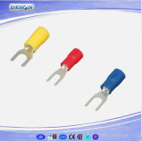 비닐에 의하여 격리되는 삽 전기 단말기