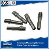 CNCの機械化アルミニウムフェルールの中国の製造者