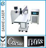 De Machine van de Lasser van het Lassen van de Laser van Ce voor de Brieven van het Kanaal, Embleem, Signage