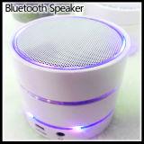 Haut-parleur sans fil en métal de joueur de musique de téléphone portable