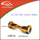 Hoverboard elegante 6.5inch con UL2272 para la venta caliente en Europa