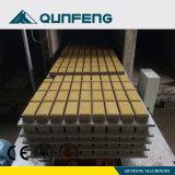 Machine de fabrication de brique concrète complètement automatique