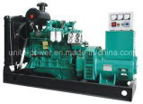 Power 100kw/125kVA Yuchai Engine Diesel Generator Setを結合しなさい
