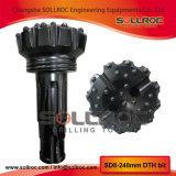 """Alto utensile a inserti di pressione d'aria DHD380-241mm DTH per """" martello 8"""