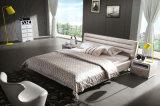 Neues moderner Entwurfs-erwachsenes ledernes Bett für Schlafzimmer (HC323)