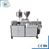 Máquina plástica da extrusora do parafuso gêmeo da alta qualidade