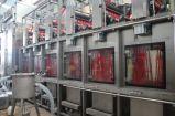 安全ベルトのウェビング連続的な染まるおよび仕上げ機械