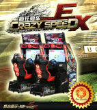 Hot Sale Crazy Speed ​​Car Racing Game Machine à vendre