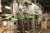 Linha pura da maquinaria da água do filtro automático do aço inoxidável (RO)