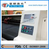 Máquina de estaca de couro do laser da tela do ISO do GV para o vestuário, Leatherware