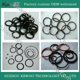 Joints de joint circulaire de Viton en caoutchouc de silicone de bonne qualité