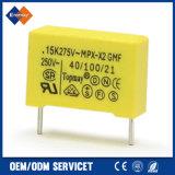 104 металлизированный K275V конденсатор пленки X2 полипропилена (TMCF18)