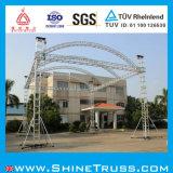 Stage Tent Truss Trousse de toit Système Spigot Stage Truss