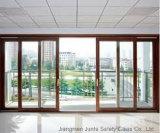 Isolierendes Glas für Plättchen-Tür