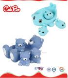 Baby Bath Mini Soft Vinyl Toys Jouets de salle de bains en vinyle de haute qualité