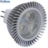 luz do ponto do diodo emissor de luz da forma da flor 12W (DT-SD-020)