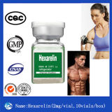 Acetato Hexarelin di Hexarelin della polvere della costruzione del muscolo