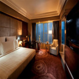 Kingsize Moderne Houten Meubilair van het Hotel van de Slaapkamer Vastgestelde