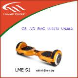 6.5inch электрическое Hoverboard с самокатом Собственн-Баланса UL2272 от фабрики Lianmei в Zhejiang
